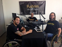 Pushrim Podcast