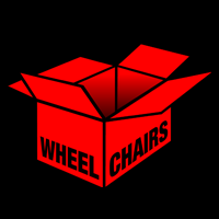 Box Wheelchairs Rigid Wheelchair