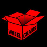 Box Wheelchairs WCMX Wheelchair (modified)