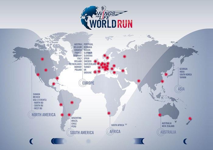 Red Bull Wings for Life World Run 2015